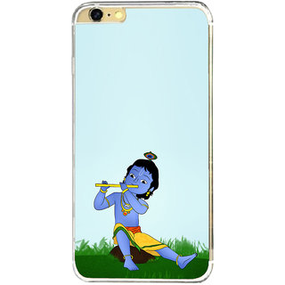 ifasho Lord Krishna stealing curd animated Back Case Cover for   6