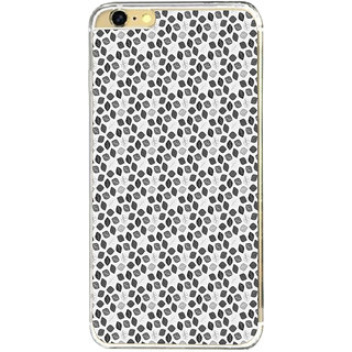 ifasho Animated Pattern colrful design flower with leaves Back Case Cover for   6