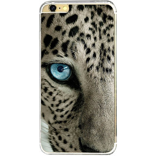 ifasho beautiful Tiger eyes Back Case Cover for   6