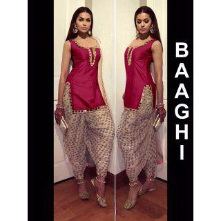 Style Amaze Presents Designer Beatiful Stylist Dress Material (Unstitched)