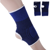 Futaba Elastic Ankle Brace Support Band - Pack Of Two