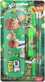 BEN 10 KIDS PENCIL BOX GREEN
