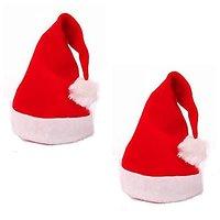 Santa Claus Cap (2 pcs)