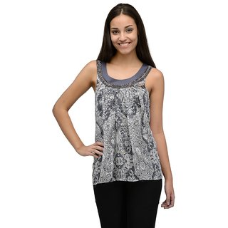 Tunic Nation Women Round Neck Top