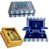 Buy Jewellery Box N Get Gemstone Jewelry Box Free