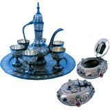 Buy Royal Wine Set N Get Gemstone Ash Tray Free