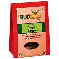 Ginger Lemon Tea - 50 Gms Loose