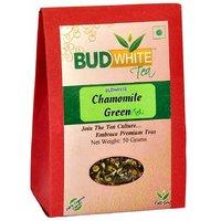 Chamomile Green Tea - 50 Gms Loose