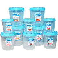 CETHAN 10 PC SET TWIST LOCK KITCHEN CONTAINER @ RPS.1099.00 FREE DELIVERY