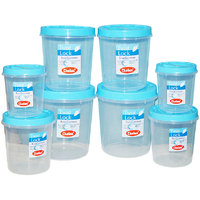 CHETAN 8 PC SET TWIST LOCK KITCHEN CONTAINER @ RPS.799.00 FREE DELIVERY