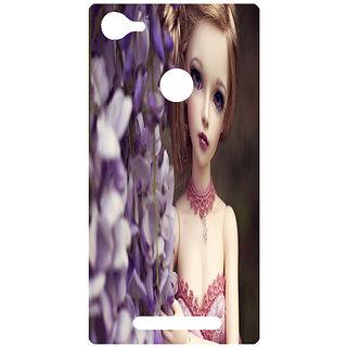Amagav Back Case Cover for Micromax Canvas Unite 4 Pro Q465 67-MmUnite4PRO