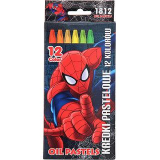 Kredki Oil Pastels Crayon