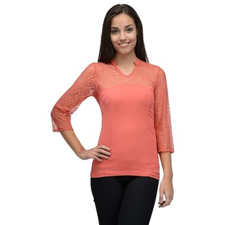 Tunic Nation Women Lace Top