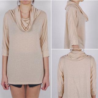 Kawachi Poncho 3 way Plus Size Garment Top