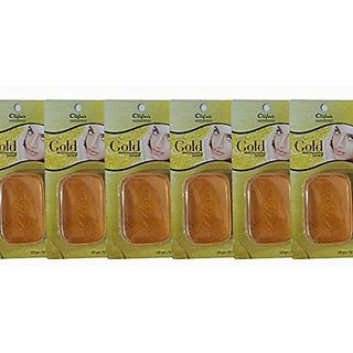 Olifair Gold Soap (Pack Of 6)