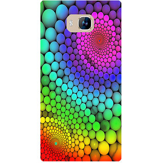 Amagav Printed Back Case Cover for Lyf Wind 2 17LfyWind2