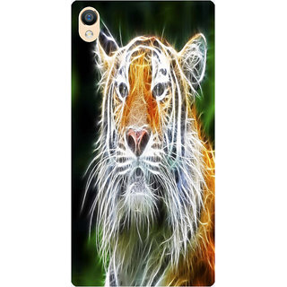 Amagav Back Case Cover for Lyf Water 8 512-LfyWater8