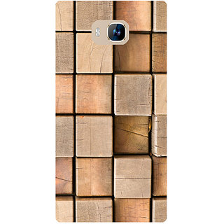 Amagav Printed Back Case Cover for Lyf Wind 2 572LfyWind2
