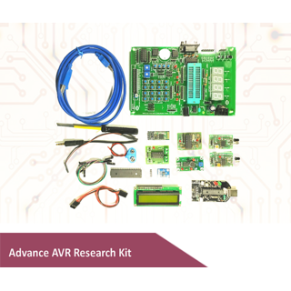 Advance AVR Research Kit