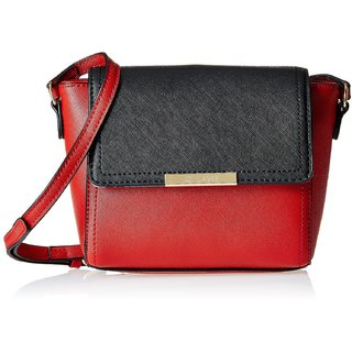 Lavie Dover Red Sling Bags(Slcs870163B2): Buy Lavie Dover Red ...