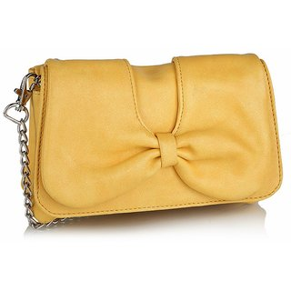 Butterflies Solid/Plain Casual PU Clutch