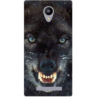 Amagav Printed Back Case Cover for Lyf Wind 3 505LfyWind3