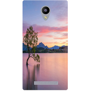 Amagav Printed Back Case Cover for Micromax Canvas Pace 4G Q416 13MmPace4G-Q416