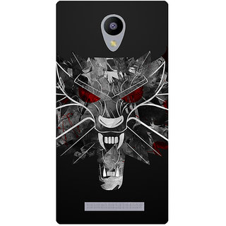 Amagav Printed Back Case Cover for Micromax Canvas Pace 4G Q416 623MmPace4G-Q416