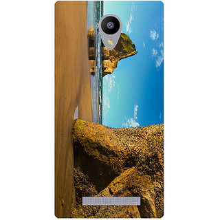 Amagav Printed Back Case Cover for Lyf Flame 5 632LfyFlame5