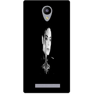 Amagav Printed Back Case Cover for Micromax Canvas Pace 4G Q416 206MmPace4G-Q416
