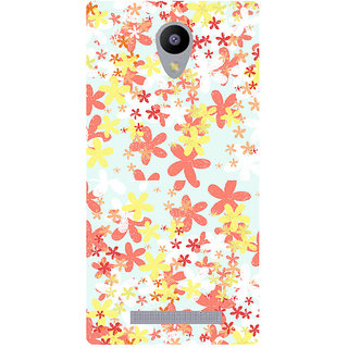 Amagav Printed Back Case Cover for Micromax Canvas Pace 4G Q416 114MmPace4G-Q416