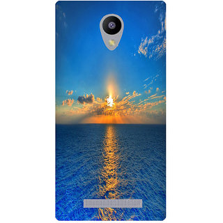 Amagav Printed Back Case Cover for Micromax Canvas Pace 4G Q416 244MmPace4G-Q416