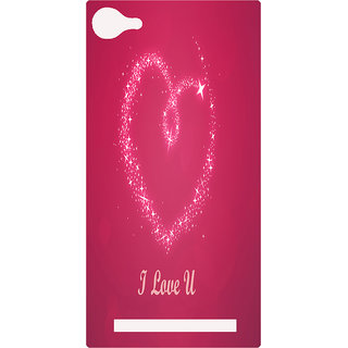 Amagav Printed Back Case Cover for Lyf Flame 8 439-LfyFlame8