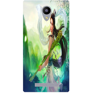 Amagav Printed Back Case Cover for Micromax Canvas Pace 4G Q416 84MmPace4G-Q416