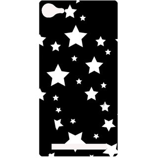 Amagav Printed Back Case Cover for Lyf Flame 8 366-LfyFlame8