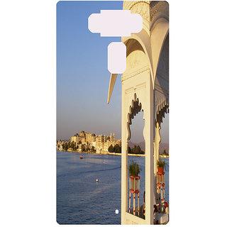 Amagav Printed Back Case Cover for Asus Zenfone 3 ZE552KL 223AsusZenfone3-ZE552KL