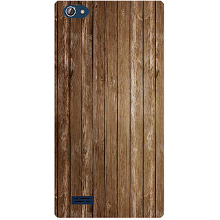 Amagav Printed Back Case Cover for Lava X50 375LavaX50