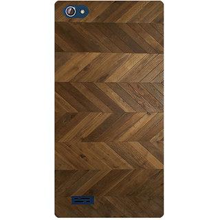 Amagav Printed Back Case Cover for Lava X50 379LavaX50