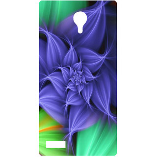 Amagav Printed Back Case Cover for Lyf Flame 7 596LfyFlame7