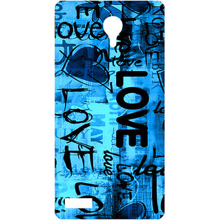 Amagav Printed Back Case Cover for Lyf Flame 7 664LfyFlame7