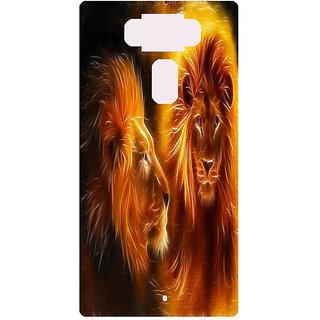 Amagav Printed Back Case Cover for Asus Zenfone 3 ZE552KL 14AsusZenfone3-ZE552KL