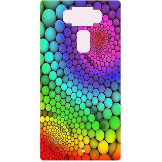 Amagav Printed Back Case Cover for Asus Zenfone 3 ZE552KL 17AsusZenfone3-ZE552KL