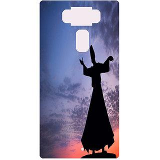 Amagav Printed Back Case Cover for Asus Zenfone 3 ZE552KL 286AsusZenfone3-ZE552KL