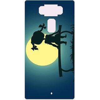 Amagav Printed Back Case Cover for Asus Zenfone 3 ZE552KL 474AsusZenfone3-ZE552KL