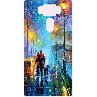 Amagav Printed Back Case Cover for Asus Zenfone 3 ZE552KL 564AsusZenfone3-ZE552KL