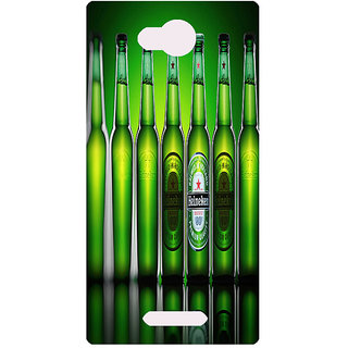 Amagav Printed Back Case Cover for Micromax Canvas Spark 3 169MmSpark3