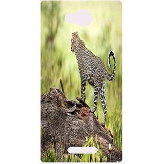 Amagav Printed Back Case Cover for Micromax Canvas Spark 3 188MmSpark3