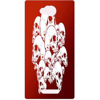 Amagav Printed Back Case Cover for Micromax Canvas Spark 3 26MmSpark3