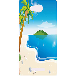 Amagav Printed Back Case Cover for Micromax Canvas Spark 3 495MmSpark3
