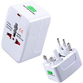 Futaba Universal World Travel AC Power Plug Convertor Adapter